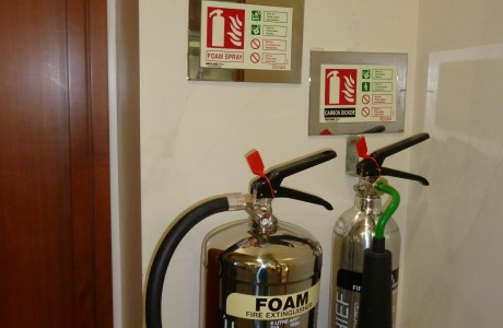SRC FIre - Fire Extinguisher Installation & Maintenance