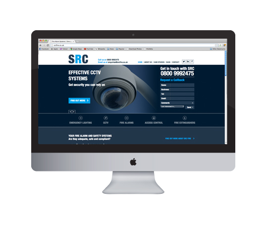 SRC Fire Safety Launches New Website